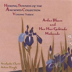 Anahata - Healing Sounds of the Ancients, Vol. 3 CD Cover Art