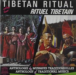 Tibetan Ritual CD Cover Art
