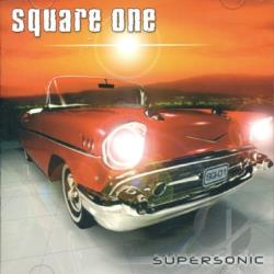 Square One - Supersonic CD Cover Art