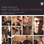 Jackson's Fast Citizens, Keefe - Ready Everyday CD Cover Art