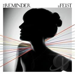 Feist - Reminder CD Cover Art