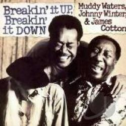 Waters, Muddy - Breakin' It Up & Breakin' It Down CD Cover Art