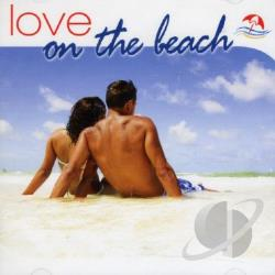 On the Beach: Love CD Cover Art