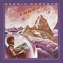 Hancock, Herbie - Thrust LP Cover Art