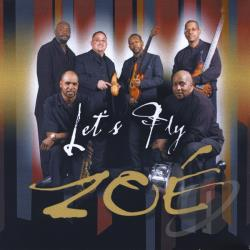 Zoe - Let's Fly CD Cover Art