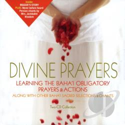 Divine Prayers CD Cover Art