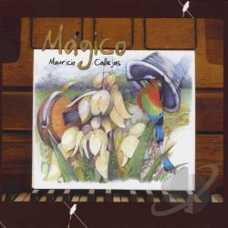 Callejas, Mauricio - Magico CD Cover Art