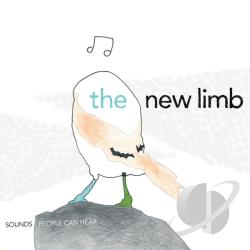 New Limb - Sounds People Can Hear CD Cover Art