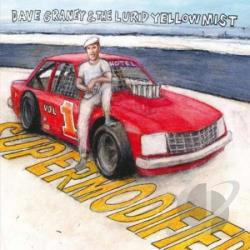 Graney, Dave & The Lurid Yellow Mist - Supermodified CD Cover Art