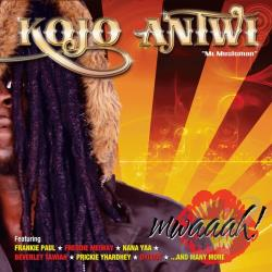 Kojo Antwi - Mwaaah! CD Cover Art