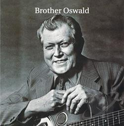 Brother Oswald - Brother Oswald CD Cover Art
