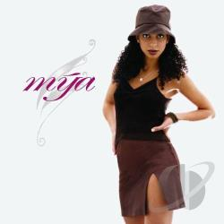 Mya - Mya CD Cover Art