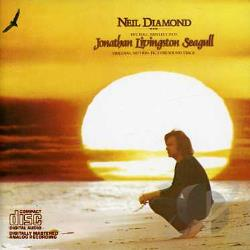 Diamond, Neil - Jonathan Livingston Seagull CD Cover Art