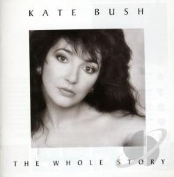 Bush, Kate - Whole Story CD Cover Art