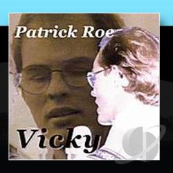 Roe, Patrick - Vicky CD Cover Art