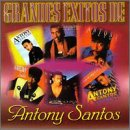 Santos, Antony - Grandes Exitos De CD Cover Art