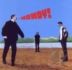 Teenage Fanclub - Howdy! CD Cover Art