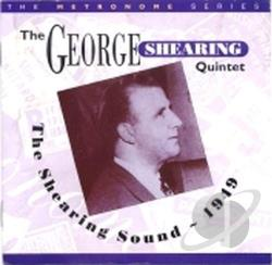 Shearing, George - Quintet: 1949 CD Cover Art