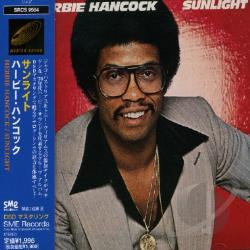 Hancock, Herbie - Sunlight CD Cover Art
