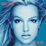 Spears, Britney - In the Zone CD Cover Art