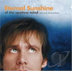 Eternal Sunshine Of The Spotless Mind CD Cover Art