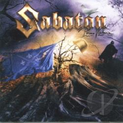 Sabaton - Primo Victoria CD Cover Art