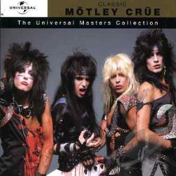 Motley Crue - Universal Masters Collection CD Cover Art