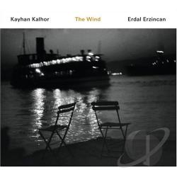 Kalhor, Kayhan - Wind CD Cover Art