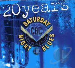 Saturday Night Blues: 20 Years CD Cover Art
