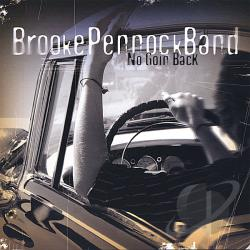 Brooke Pennock - No Goin Back CD Cover Art