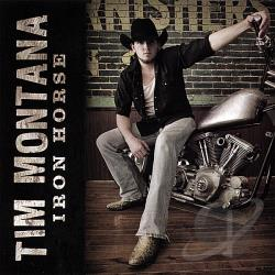 Montana, Tim - Iron Horse CD Cover Art