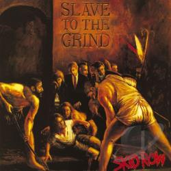 Skid Row - Slave to the Grind CD Cover Art