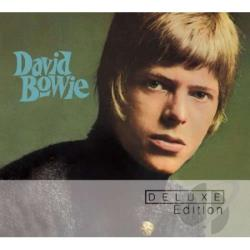 Bowie, David - David Bowie CD Cover Art