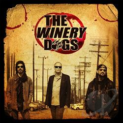 Winery Dogs - Winery Dogs CD Cover Art