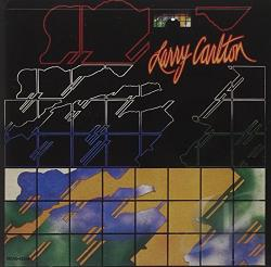 Carlton, Larry - Larry Carlton CD Cover Art