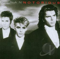 Duran Duran - Notorious CD Cover Art