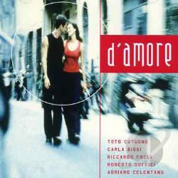 D'Amore CD Cover Art