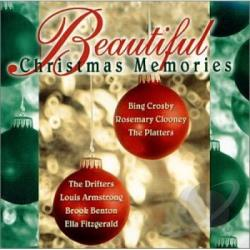 Beautiful Christmas Memories CD Cover Art