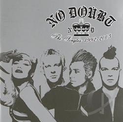 No Doubt - Singles 1992-2003 CD Cover Art