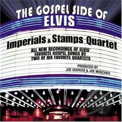 Imperials - Gospel Side Of Elvis CD Cover Art