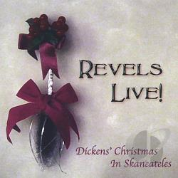 5 / Revels Live! Dickens' Christmas In Skaneateles - Revels Live! Dickens' Christmas In Skaneateles / V CD Cover Art