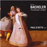 Bacheler / O'Dette - Daniel Bacheler: The Bacheler's Delight CD Cover Art
