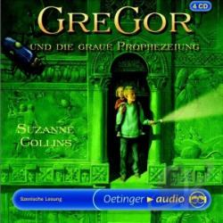 Collins, Suzanne - Gregor Und Die Graue Pro CD Cover Art