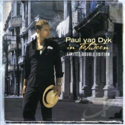 Van Dyk, Paul - In Between CD Cover Art