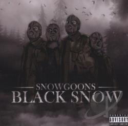 Snowgoons - Black Snow CD Cover Art