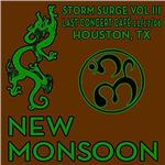 New Monsoon - Last Concert Cafe Houston, Tx Nov 17th, 2006 DB Cover Art