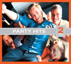 Best of Party Hits CD Cover Art