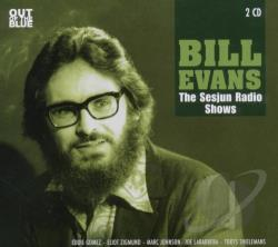 Evans, Bill - Sesjun Radio Shows CD Cover Art