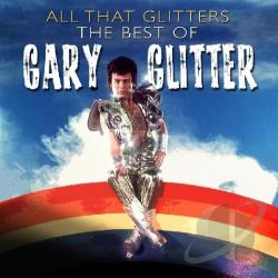 Glitter, Gary - All That Glitter: Best of Gary Glitter CD Cover Art