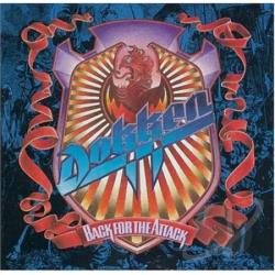 Dokken - Back for the Attack CD Cover Art